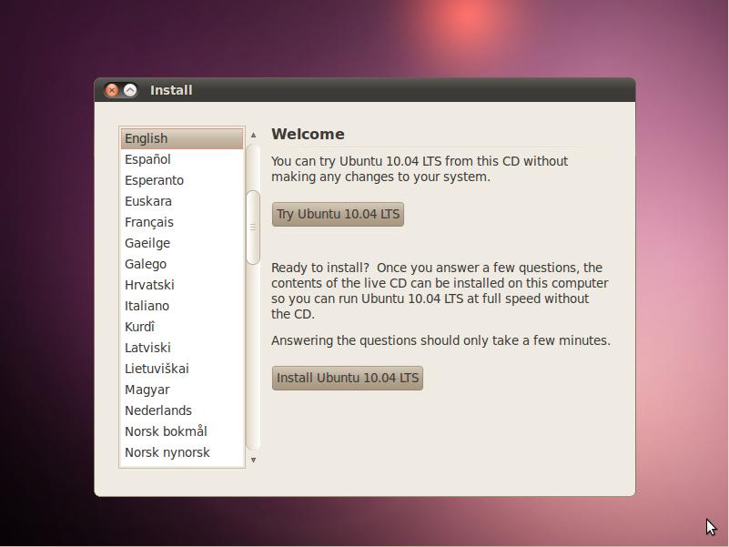Выберите месторасположение скачанного вами с трекера торрент-файла (в нашем случае это рабочий стол ubuntu)